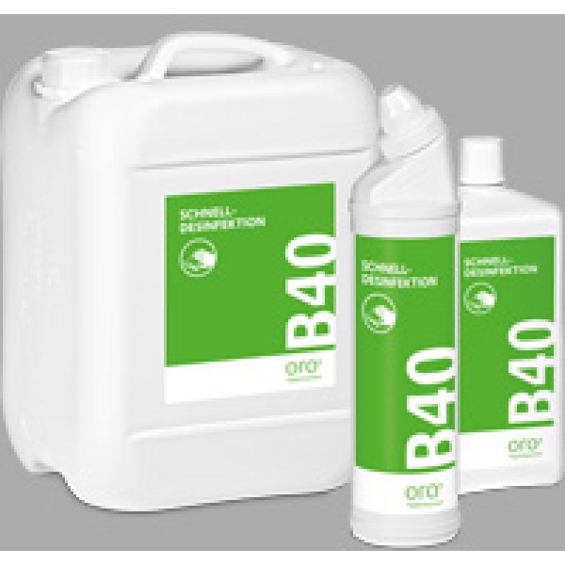 ncf B40 Desinfektionsmittel